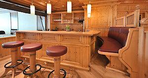 Bar - Urlaubshotel im Bayerischen Wald